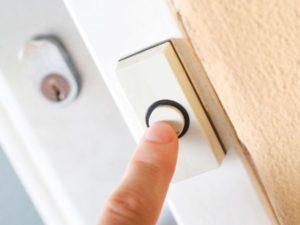 Установка дверного звонка в Серпухове