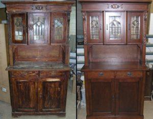 Реставрация мебели на дому в Серпухове недорого