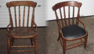 Перетяжка стульев на дому недорого в Серпухове