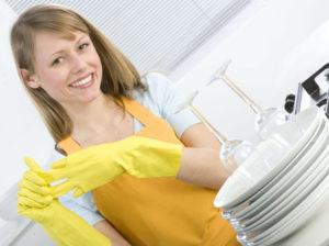 Мойка посуды на дому в Серпухове