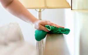 Уборка пыли в квартире и доме в Серпухове