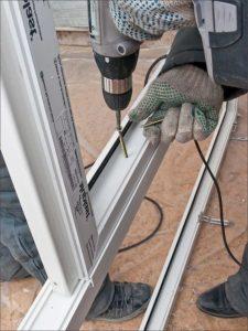 Восстановление геометрии окна недорого в Серпухове