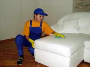 Чистка мебели на дому в Серпухове